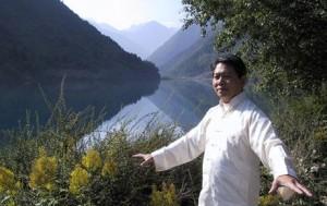 Qigong master Lam Kam Chuen